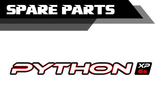 Spare Parts Python XP 6S