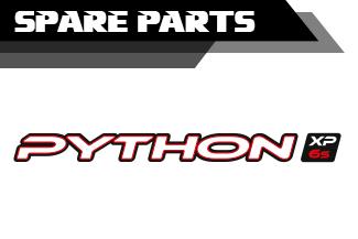 Spare Parts Python XP 6S - 2021