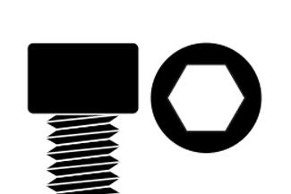 Hex Socket Head