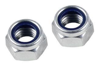 Steel Nylstop Nuts