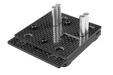 Team Corally - Universal Soldering Jig - Carbon Fibre