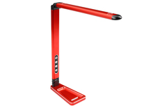 Team Corally - Led Pit Light - Dimmable - Motion Sensor - Parts Tray - Red Color