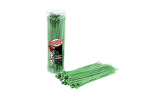 Team Corally - Strap-it - Cable Tie Raps - Green - 2.5x100mm - 50 pcs
