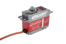 Team Corally - CS-3007 HV High Speed Mini Servo - High Voltage - Coreless Motor - Titanium Gear - Ball Beared - Full Alloy Case