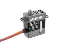 Team Corally - CV-2204 LV High Speed Micro Servo - Low Voltage - Coreless Motor - Titanium Gear - Ball Beared - Full Alloy Case