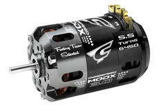 Team Corally - Dynospeed MODX 3.0 - 1/10 Sensored 2-Pole Competition Brushless Motor - Modified - 5.5 Turns - 6450 KV