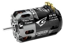 Team Corally - Dynospeed MODX 3.0 - 1/10 Sensored 2-Pole Competition Brushless Motor - Modified - 8.5 Turns - 4100 KV