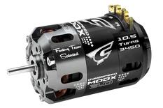 Team Corally - Dynospeed MODX 3.0 - 1/10 Sensored 2-Pole Competition Brushless Motor - Modified - 10.5 Turns - 3450 KV