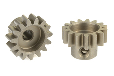 Team Corally - 32 DP Pinion - Short - Hardened Steel - 15 Teeth - Shaft Dia. 3.17mm