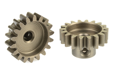 Team Corally - 32 DP Pinion - Short - Hardened Steel - 18 Teeth - Shaft Dia. 3.17mm