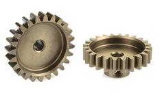 Team Corally - 32 DP Pinion - Short - Hardened Steel - 24 Teeth - Shaft Dia. 3.17mm