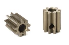 Team Corally - M0.6 Pinion - Short - Hardened Steel - 9 Teeth - Shaft Dia. 3.17mm