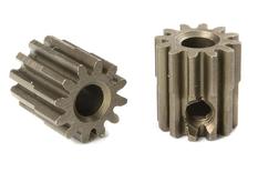 Team Corally - M0.6 Pinion - Short - Hardened Steel - 12 Teeth - Shaft Dia. 3.17mm