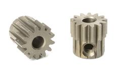 Team Corally - M0.6 Pinion - Short - Hardened Steel - 13 Teeth - Shaft Dia. 3.17mm
