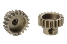 Team Corally - M0.6 Pinion - Short - Hardened Steel - 20 Teeth - Shaft Dia. 3.17mm