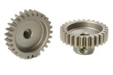 Team Corally - M0.6 Pinion - Short - Hardened Steel - 27 Teeth - Shaft Dia. 3.17mm