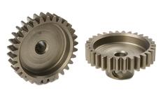Team Corally - M0.6 Pinion - Short - Hardened Steel - 30 Teeth - Shaft Dia. 3.17mm