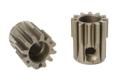 Team Corally - 32 DP Pinion - Short - Hardened Steel - 12 Teeth - Shaft Dia. 5mm