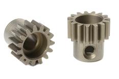 Team Corally - 32 DP Pinion - Short - Hardened Steel - 15 Teeth - Shaft Dia. 5mm