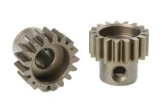 Team Corally - 32 DP Pinion - Short - Hardened Steel - 17 Teeth - Shaft Dia. 5mm