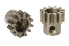 Team Corally - M1.0 Pinion - Short - Hardened Steel - 12 Teeth - Shaft Dia. 5mm
