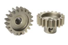 Team Corally - M1.0 Pinion - Short - Hardened Steel - 19 Teeth - Shaft Dia. 5mm