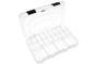 Team Corally - Assortment Box - Large - 3-21 Adjustable Compartments - 364x248x50mm